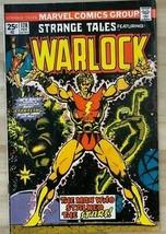 STRANGE TALES #178 Warlock (1975) Marvel Comics VG+ - $24.74