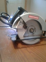 "CRAFTSMAN 910843 71/4"" CIRCULAR SAW 11 AMP 2 1/3 PEAK H.P. - $37.39"