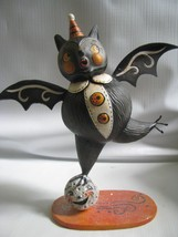 Johanna Parker's  Flying Bat Halloween Figure   for Bethany Lowe JP4872 - €44,89 EUR