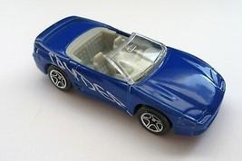 Matchbox Mitsubishi 3000GT Spyder Convertible Japanese Sports Car Loose ... - $3.95