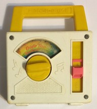 Fisher Price Over The Rainbow 1981 Music Box - $16.82