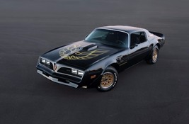 1978 Pontiac Trans Am rt top, 24 x 36 Inch Poster, formula, 6.6 engine  - $18.99