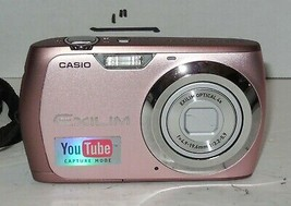 Casio EXILIM CARD EX-S8 12.1MP Digital Camera 4x Optical - $70.13