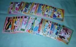 Sailor moon lot 65 mixed regular graffiti japan card anime - $75.98
