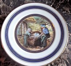 Langenthal Suisse Pedestal Plate - $14.00
