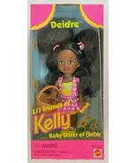 Mattel Barbie Kelly Deidre Doll - $39.59