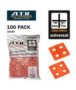 ATR Tile Leveling System 3mm Universal Cross Spacers -100  - $49.95