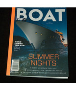 Boat International July/August 2017 The Sun 272ft Cruising Bliss Yachts ... - $18.39