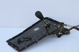 2004 Land Rover Discovery 2 II CDL Center Differential Lock Shifter Linkage  image 2