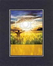 Poems for Easter - Discover Hope this Easter . . . 8 x 10 Inches Biblica... - $11.14