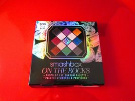 Smashbox On The Rocks Photo Op Eye Shadow Palette ~ Brand New in Box - $27.95
