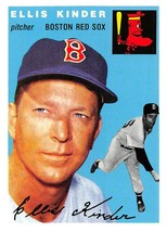 1994 Topps Archives #47 Ellis Kinder > 1954 > Boston Red Sox - $0.99