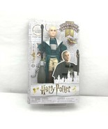 "DRACO MALFOY Quidditch HARRY POTTER 12"" Doll FIGURE  - $15.99"