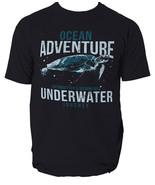 Turtle t shirt underwater journey ocean animal s-3xl - $13.77+