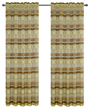 Becca Drapery Curtain Panels image 3