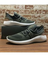 TIMBERLAND MEN'S FLYROAM™ GO KNIT SNEAKERS DARK GREEN STYLE A1O9N SIZE 13 - $88.20