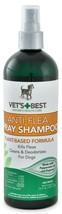 Vet's Best Anti-Flea Easy Spray Shampoo for Pets - $27.57