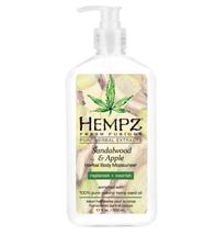 Hempz Sandlewood & Apple Herbal Body Moisturizer, 17OZ