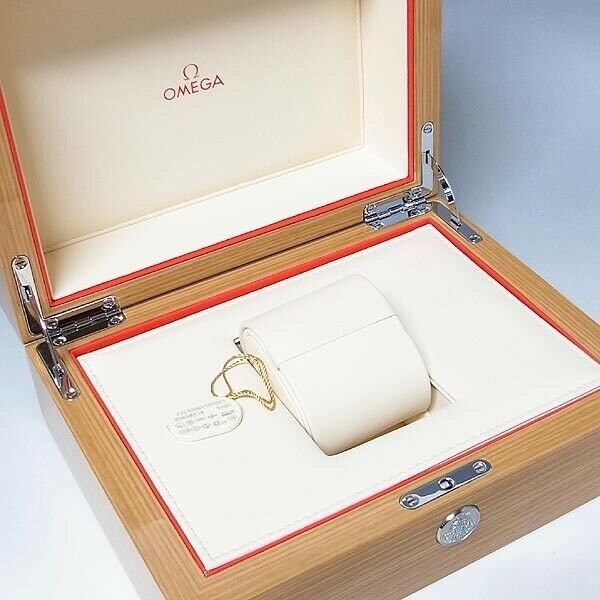 OMEGA Case for watch case / box Instruction / Card case