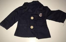Battat Doll Horse Riding Equestrian Jacket Navy... - $14.99