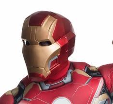 Rubie's Men's Avengers 2 Age Of Ultron Mark 43 Iron Man Mask, OneSize - $23.74
