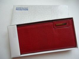 Kenneth Cole Reaction Big Clutch, Red - $33.41