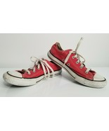 CONVERSE Chuck Taylor All-Stars CHUCKS Size 3 Low-Top Shoes YOUTH KIDS R... - $10.99