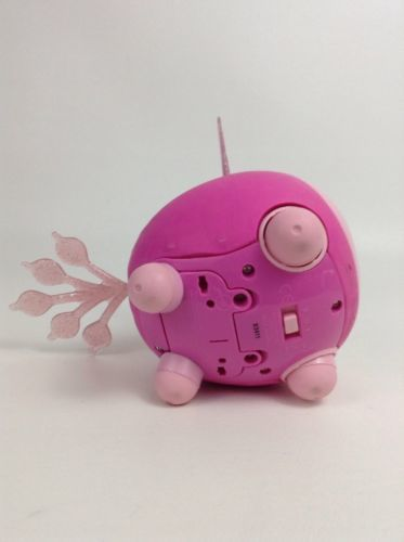 Fijit Friends Yippets Pink Patter Interactive Electronic Pet #X3411 w Batteries