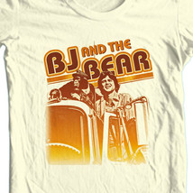 BJ & the Bear T-shirt 1970's retro television show WETV  free shipping NBC281 image 1