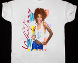 Whitney houston shirt vintage tshirt 1987 the moment of truth world tour tee 90s thumb155 crop