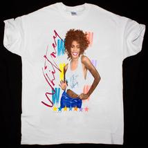 Whitney Houston Vntg 1987 The Moment Of Truth World Tour t-shirt gildan reprint image 1