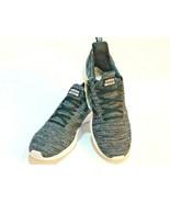 Adidas Mens DAYRACER Round Toe Athletic Running Shoes Black & Gray Size US 12 - $25.73
