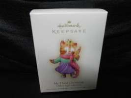 "Hallmark Keepsake ""My Third Christmas - Child's Age"" 2006 Ornament NEW - $7.77"