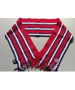 New Adidas MLS Soccer Scarf Acrylic New York Red Bulls MLS Team League - $15.00