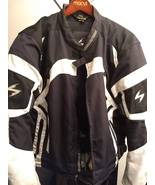Scorpion XXL Textile Street Motorcycle Jacket with Liner and CE Armor - $60.00