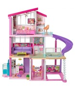 Barbie Dream House Play Story Doll Furniture Accessories Toys Girls Dollhouse - $199.99