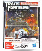 Transformers Dark of the Moon Battle Scene Puzzle with Autobot Sideswipe... - $14.67