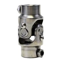 "Forged Stainless Steel Steering Shaft U-JOINT 5/8""-36 SPLINE TO 3/4"" DD Vega Box image 2"