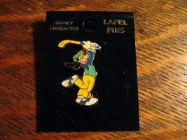 Walt Disney Goofy Golfer Pin - Animation Character Golf Golfing Collectible Pin - $19.79