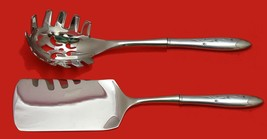 Celeste by Gorham Sterling Silver Italian Pasta Server Set 2pc HHWS  Custom Made - $127.40