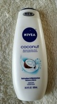Nivea Moisturizing Body Wash Care and Coconut  Jojoba Oil  - $5.94