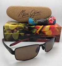Polarized Maui Jim Sunglasses KONA WINDS MJ 707-20A Bronze Frames Bronze... - $299.99