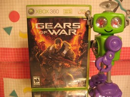 Gears of War Xbox 360 2006 Action Adventure FPS Game - $8.33