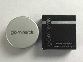 Glominerals Loose Base Powder Foundation Honey Light - $13.00