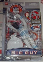 Big Guy Flying Figure Big Guy and Rusty with Card - $39.59