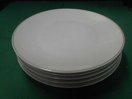 "Great ROSENTHAL kronach-Germany BETTINA ""Ornament"" Set 5 BREAD Plates 7.5"" - $29.29"