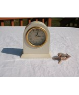 RARE 1995 SOUTH PACIFIC VOYAGES S.S. ROTTERDAM ANALOG CLOCK AA BATTERY W... - £3.91 GBP