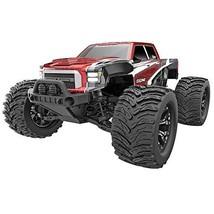 Dukono 1/10 Scale Electric Monster Truck Red - $4.094,89 MXN