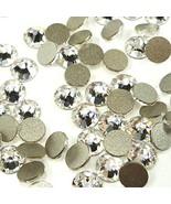 36 pcs Crystal (001) clear Swarovski NEW 2088 Xirius 30ss Flat backs Rhi... - $8.66