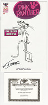 Only 50 Made! Pink Panther #1 Sketch Variant Comic Cover Art SIGNED SA C... - $39.59